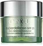 Clinique Superdefense SPF 20 femme/woman, Daily Defense Moisturizer Combination Oily to Oily, 1er Pack (1 x 50 ml)
