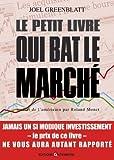 Le Petit Livre qui bat le marché