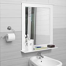 Suchergebnis auf Amazon.de für: badspiegel mit ablage und beleuchtung