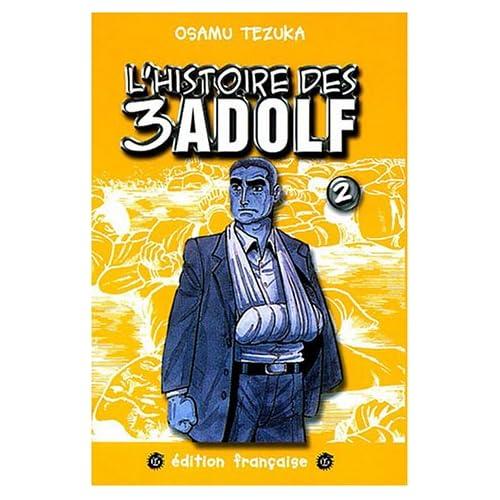 L'Histoire des 3 Adolf, tome 2