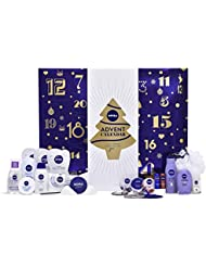 Nivea Beauty Advent Calendar Gift Set for Her with 24 Items