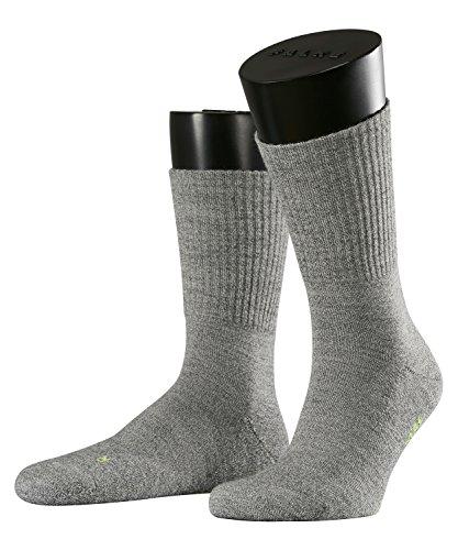 FALKE Herren Socken Walkie light, Gr. 39 (Herstellergröße: 39-41), Grau (graphit meliert 3060)