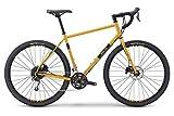 breezer Radar Expert Cyclocross Bike 2019 (60cm, Black & Tan)