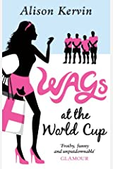 Wags at the World Cup Paperback