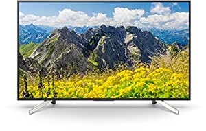 """Sony KD-43XF7596 Televisore da 43""""4K HDR LED con Android TV, Motionflow XR 400 Hz, 4K X-Reality PRO, Wi-Fi, Nero"""