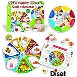 Diset 45301 - La Rueda De Los Alimentos