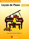 Leçons de Piano Book 3