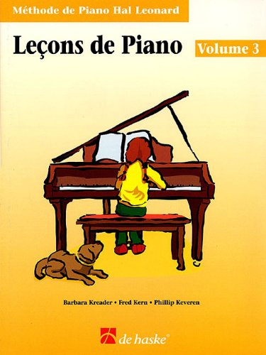 Leçons de Piano Book 3