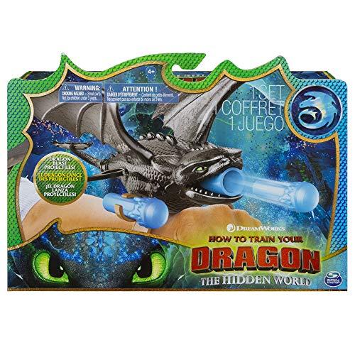 Cómo entrenar a tu dragón - Dragón Lanzamisiles Desdentado, Dragons Toothless (Bizak 61926627)