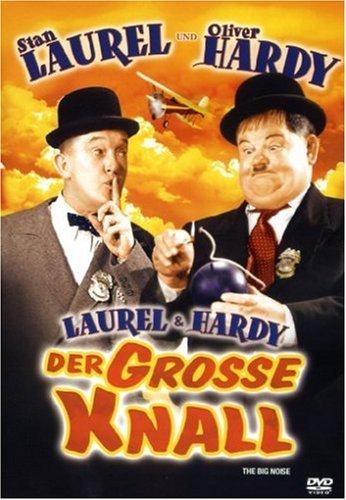 Laurel & Hardy - Der große Knall