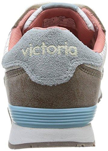 Victoria Jogging, Damen Sneaker Beige - Beige