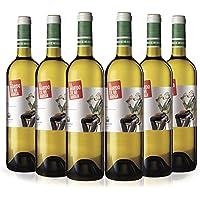 El Marido de mi Amiga Malvasía, Sauvignon Blanc y Tempranillo Vino Blanco Rioja - 75cl