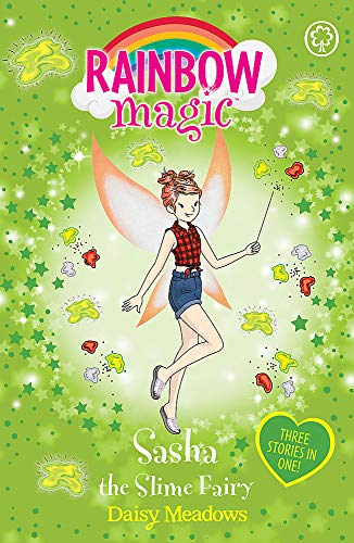 Sasha the Slime Fairy: Special (Rainbow Magic)