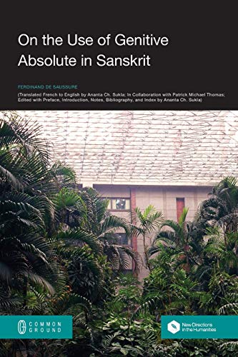 On the Use of Genitive Absolute in Sanskrit