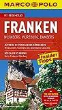MARCO POLO Reiseführer Franken, Nürnberg, Würzburg, Bamberg - Eo Borucki