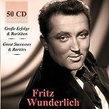 Fritz Wunderlich, Ses Plus Grands Succès & Raretés