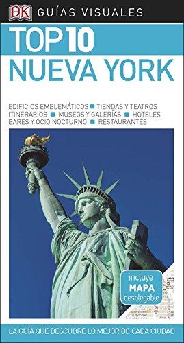 Guía Visual Top 10 Nueva York: La guía que descubre lo mejor de cada ciudad (GUIAS TOP10)