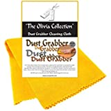 TOC Dust Grabber Cleaning & Polishing Cloths - Pack of 3, 425mm x 310mm