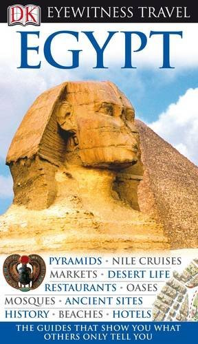 DK Eyewitness Travel Guide: Egypt