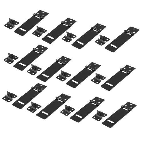 padlock-door-mate-12-sets-black-47-metal-hasp-staple