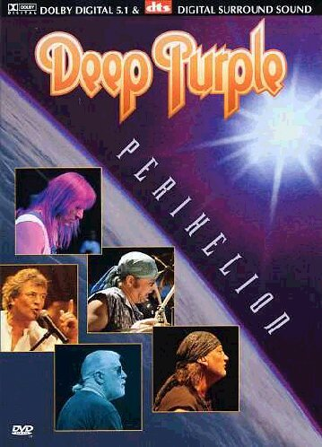 deep purple perihelion dts dvd
