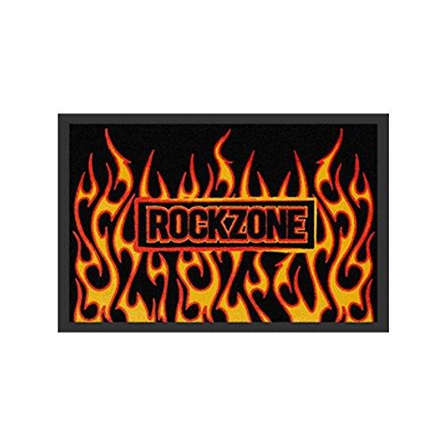 Rock Bites Diseño 1012502210Felpudo