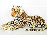 Plüschtier Leopard - liegend - 60 cm