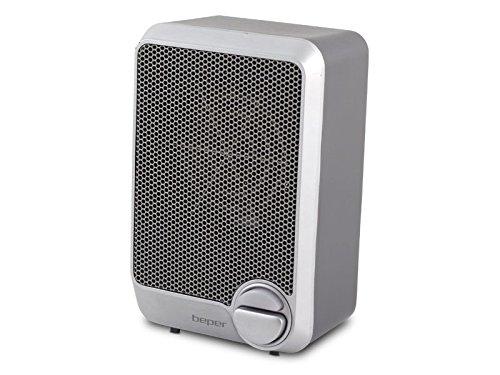 Termoventilatore Clea 600 watt con protezione contro il surriscaldamento - Beper RI.085