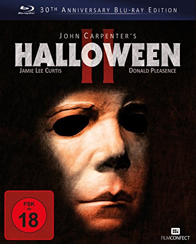 Halloween II - 30th Anniversary Blu-ray Edition [Blu-ray] (1981 Halloween Film)