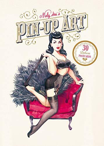 Pin-Up - 30 Deluxe Post Card Set: 30 deluxe postcards par (Cartes postales - Jun 13, 2017)