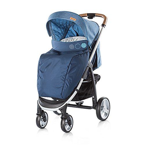 Chipolino Baby Stroller and Carry Cot Avenue, Navy  The Sales Partnership Distributors Ltd 'TSPDL'