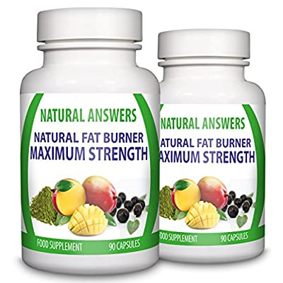 ULTRA Strong WEIGHT LOSS Natural Fat Burner Diet Pills - 2 Month Supply - Fat Burners For Men & Women - Work Quicker Than Raspberry Ketone, Colon Cleanse, T5, T6 - Lose Weight Fast Slimming Supplement