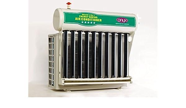 Onyx 1 5 Ton Hybrid Split Solar Air Conditioner (White