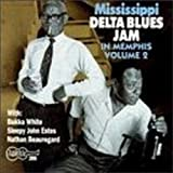 Mississippi Delta Blues Jam In Memphis, Vol. 2 by Various Artists (1993-12-01)