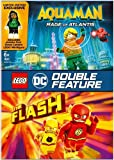 Locandina Lego Dc Super Heroes: Aquaman / Flash (2 Dvd) [Edizione: Stati Uniti]
