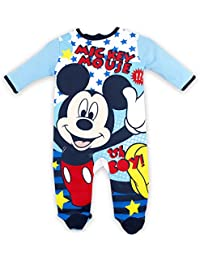 Disney Mickey Mouse Oh Boy, Ensemble de Pyjama Bébé Garçon