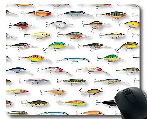 Gaming-Mauspads, tropisches Fischthema Voller Persönlichkeitsmauspad
