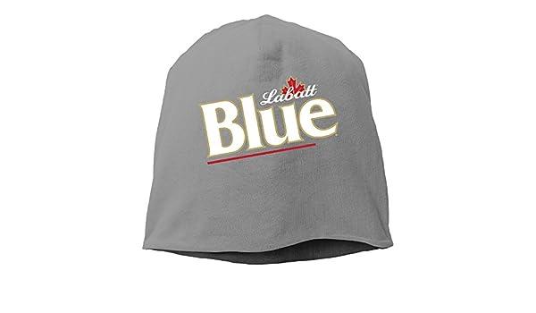 JFD Canada Labatt Blue Beer Cuff Beanie Cap - -  Amazon.co.uk  Clothing 15ec9de840bc