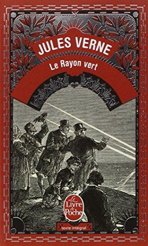 Le rayon vert par Jules Verne