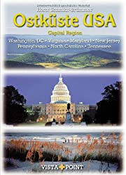 Ostküste USA - Capital Region: Washington, DC · Virginia · Maryland · New Jersey · Pennsylvania · North Carolina · Tennessee