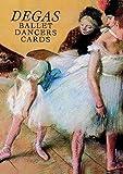 Degas Ballet Dancers Cards (Dover Postcards)