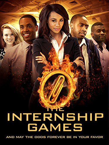 The Internship Games Cover