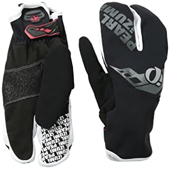 PEARL iZUMi P.R.O. Lobster Full finger gloves Gentlemen Softshell black Size XL 2014