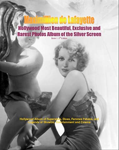 Hollywood Most Beautiful, Exclusive and Rarest Photos Album of the Silver Screen. Films, Superstars, Divas, Femmes Fatales, and Legends of the Silver Screen. ... Era of Hollywood, Divas and Superstars)