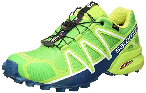Salomon Speedcross 4 Gtx Scarpe da Trail Running Uomo Verde 42 EU