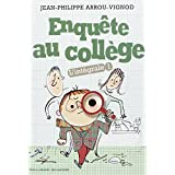 Enquete au collège (Tome 1) - grand format (French Edition) by Jean-Philippe Arrou-Vignod (2012) Paperback