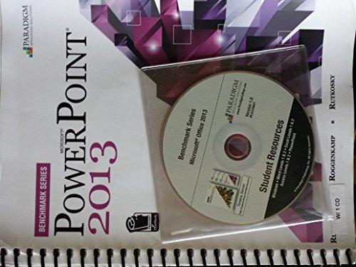 Microsoft PowerPoint 2013 (Benchmark) by Nita Rutkosky (2013-01-30)