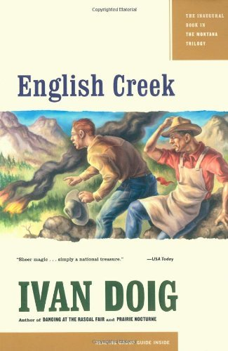 English Creek (Montana Trilogy) by Ivan Doig (2005-06-06)