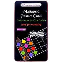 Purple Cow - PIN, giochi di viaggio magnetici (GETGSC) [importato dalla Spagna]