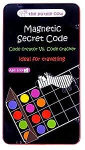 The Purple Cow - Código Secreto, Juegos magnéticos de Viaje (PUTGSC)